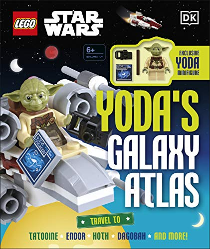 LEGO Star Wars Yoda\'s Galaxy Atlas