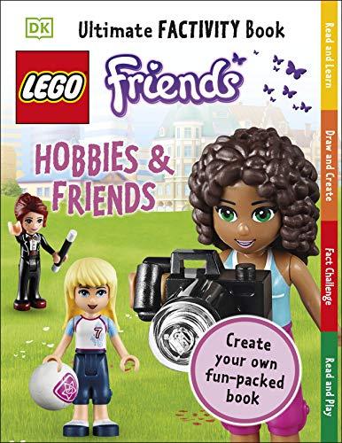LEGO Friends Hobbies & Friends Ultimate Factivity Book