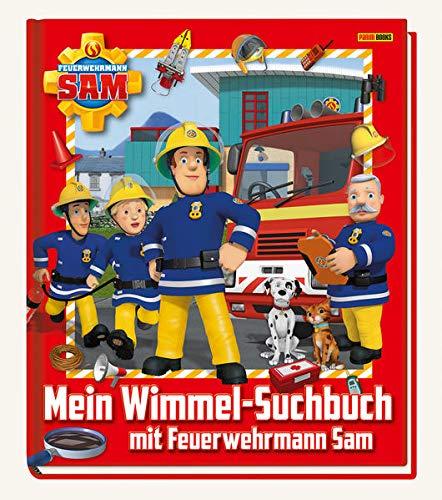Feuerwehrmann Sam: Mein Wimmel-Suchbuch mit Feuerwehrmann Sam
