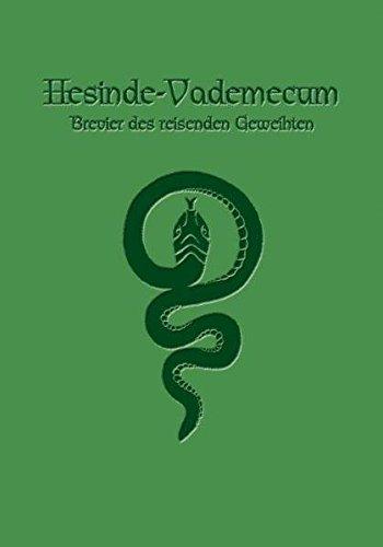Hesinde-Vademecum: DSA-Gebetbuch (Das Schwarze Auge: Hintergrundbände für Aventurien (Ulisses))
