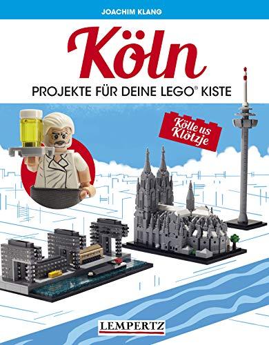 Köln: Projekte für deine LEGO®-Kiste