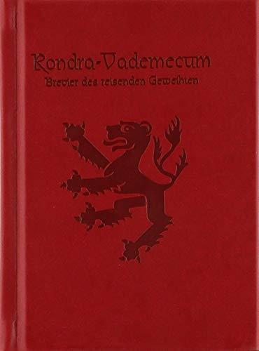 Rondra Vademecum Überarbeitete 4. Auflage: Das Schwarze Auge - Gebetsbuch (Das Schwarze Auge: Hintergrundbände für Aventurien)
