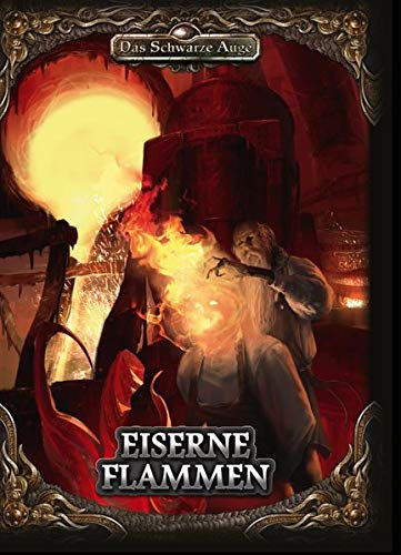 Eiserne Flammen (Das Schwarze Auge - Abenteuer)