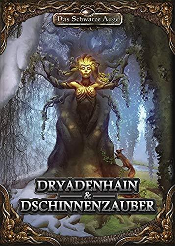Dryadenhain & Dschinnenzauber (Märchenanthologie) (Das Schwarze Auge – Abenteuer)