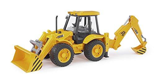 bruder 02428 JCB 4CX Toys Baggerlader