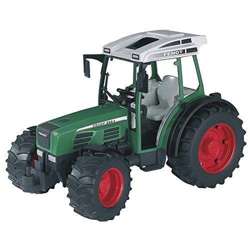 Bruder 02100 - Fendt 209S, Traktor kompatibel mit bworld Figur