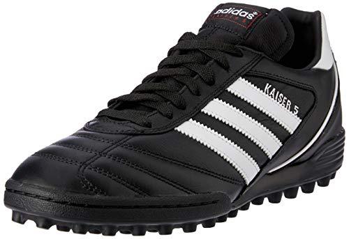 adidas Herren Kaiser 5 Team Fußballschuhe, Schwarz (Black/Running White FTW), 42 EU