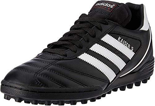 adidas Herren Kaiser 5 Team Fußballschuhe, Schwarz (Black/Running White FTW), 42 2/3 EU