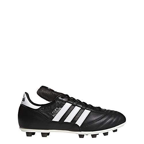 Adidas-Kaiser 5Liga, Herren Fußballschuhe, Schwarz (Black/Running White Ftw), 46 EU