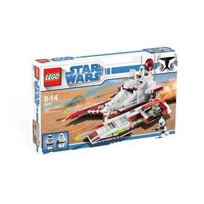 LEGO Star Wars - The Clone Wars - 7679 Republic Fighter Tank, 592 Teile
