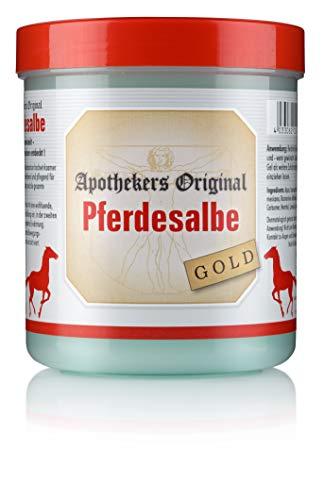 Apothekers Original Pferdesalbe GOLD Dose, 600 ml
