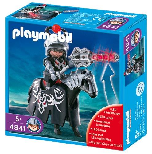 Playmobil 4841 - Drachenreiter mit LED-Leuchtlanze