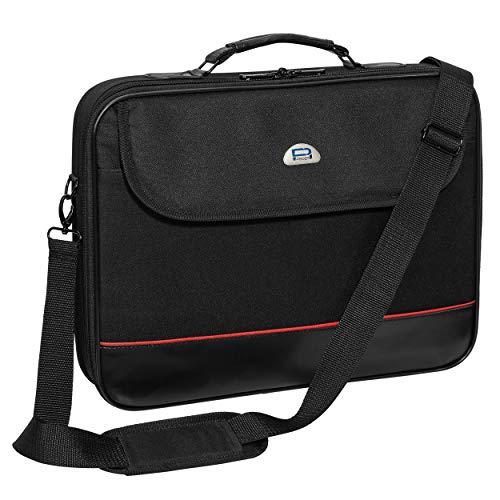 Pedea Laptoptasche Trendline Umhängetasche Messenger Bag 13,3/15,6/17,3/18,4/20,1 Zoll (15,6 Zoll, Tasche)