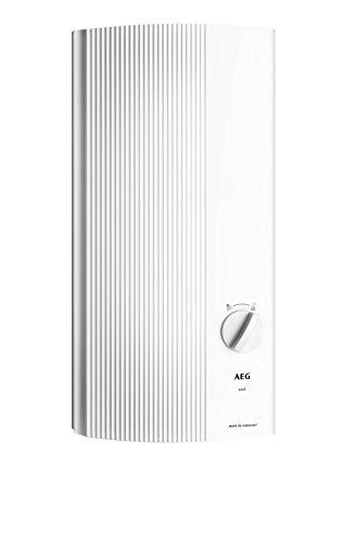 AEG elektronischer Durchlauferhitzer DDLE EASY, 21 kW, 2 Festtemperaturen 42 °C/55 °C, 228841