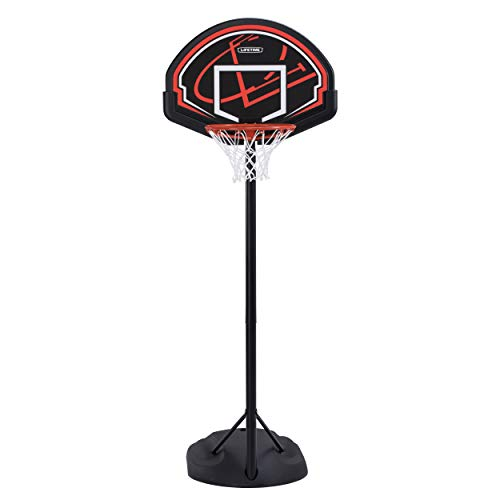LIFETIME Rebound Mobile Basketballanlage Basketballständer, Bunt, M