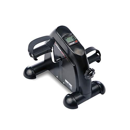 Ultrasport Mini Bike, Mini Heimtrainer, Armtrainer und Beintrainer, Hometrainer, Pedaltrainer für Muskelaufbau, Ausdauertraining, Mini Bike Heimtrainer Beine Arme für zuhause und Büro