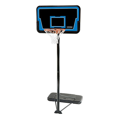 LIFETIME Buzzer Beater Mobile Basketballanlage Basketballständer, Bunt, M