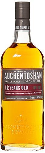 Auchentoshan 12 Jahre Single Malt Scotch Whisky mit Geschenkverpackung, Karamellgeschmack und fruchtigen Aromen, 40{76dd0242460ad5a01ac6229262d5bdc450fa85fe71caa499c4a37dd1630edc06} Vol 1x 0,7l