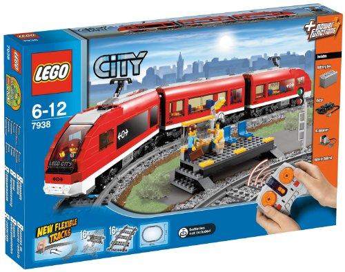 LEGO City 7938 - Passagierzug