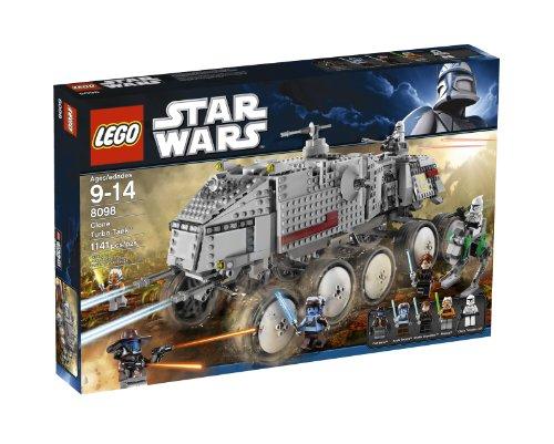 LEGO Star Wars Clone Turbo Tank Baukasten--Spiele BAU (Mehrfarbig, 9Jahr (S), Film, 14Jahr (S))