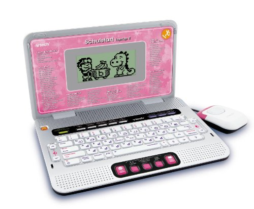 Vtech 80-109794 - Schulstart Laptop E pink