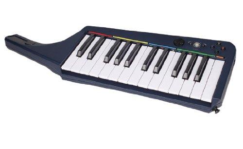 "Xbox 360 - Keyboard Wireless \""Rock Band 3\"""