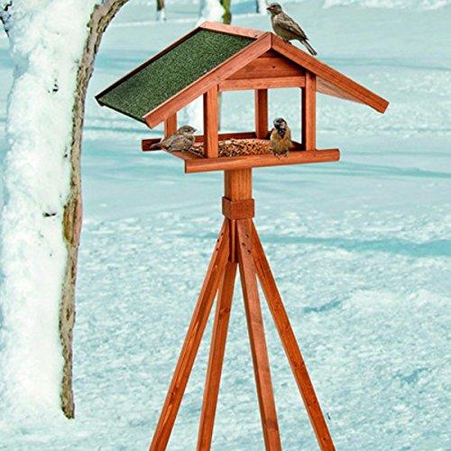Karlie Bird\'s World Wild Vogelhaus Remo L: 66 cm B: 47 cm H: 144 cm