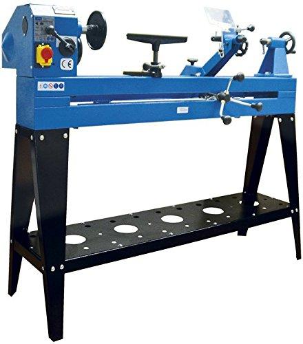 Güde 11420 DRECHSELMASCHINE GDM 1000, 550 W, 230 V, blau, schwarz