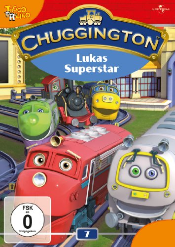 Chuggington 07 - Lukas Superstar