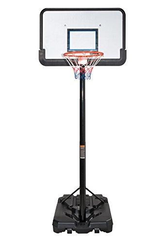 mobiler Basketballkorb mit Ständer outdoor indoor höhenverstelllbar bis 305cm