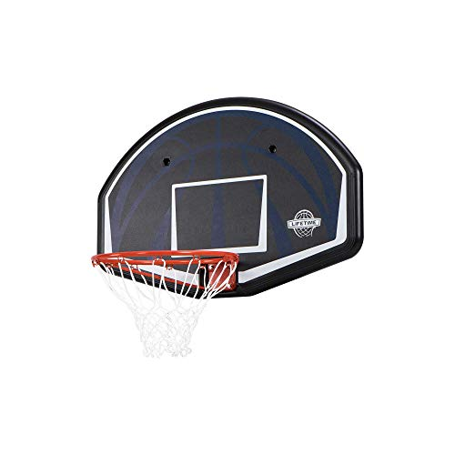 Lifetime Rookie Backboard Basketball, Bunt, M