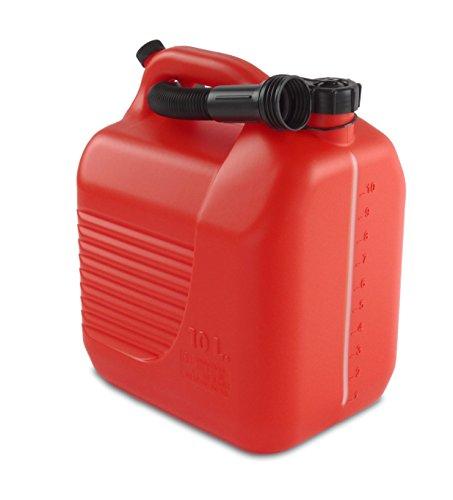 TAYG 602351 10l-Kanister mit Kanüle, orange