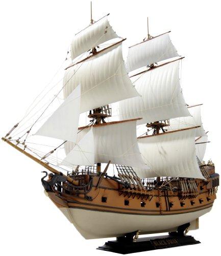 Zvezda 500789031 - 1:72 Piratenschiff, Black Swan