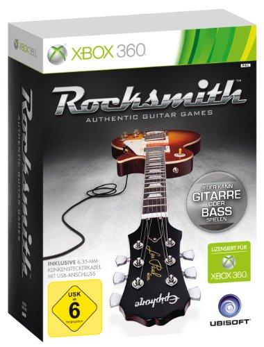 Rocksmith (Inkl. Kabel) - [Xbox 360]