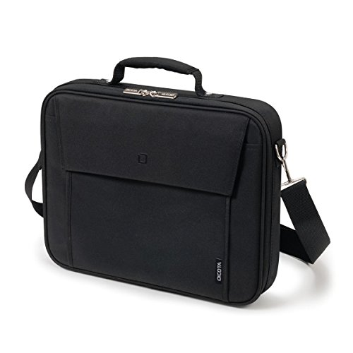 Dicota Base 15 Notebooktasche 39,6 cm (15,6 Zoll) mit Metalldrahtrahmen