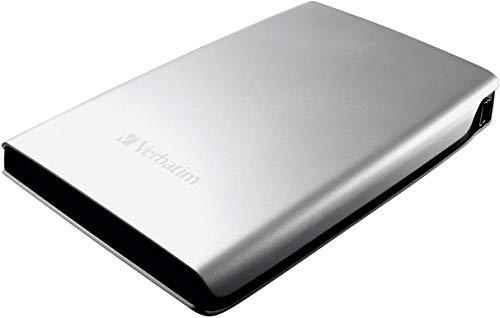 Verbatim 53071 1 TB Store n Go USB 3.0 2,5-Zoll-Festplatte - Silber