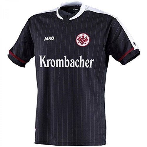JAKO Eintracht Frankfurt Trikot (Away) 12/13 EF4212 164 Schwarz/Weiß