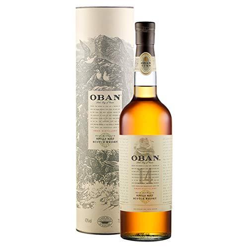 Oban14 Jahre Highland Single Malt Scotch Whisky (1 x 0.7 l)