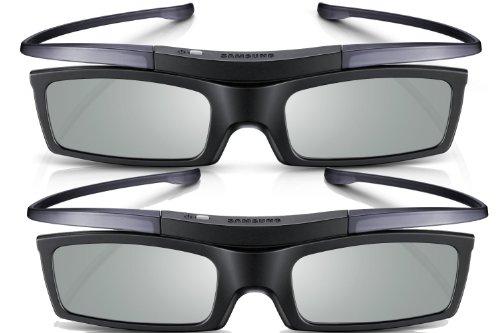 Samsung SSG-P51002/XC 3D-Active-Shutter-Brillen Starterset (Doppelpack, Batteriebetrieb)