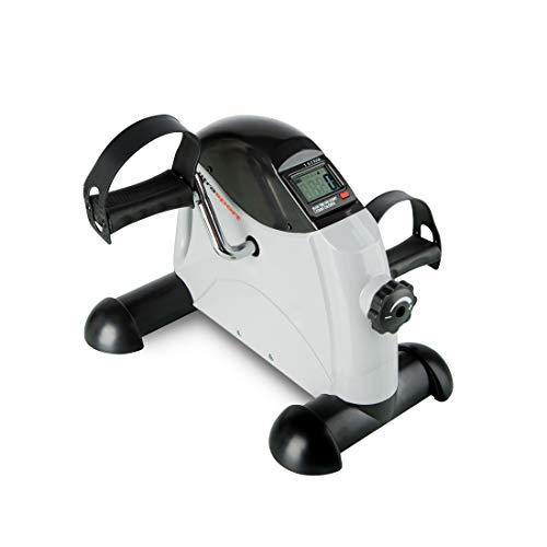 Ultrasport Mini Bike 2in1/3in1, Mini-Heimtrainer, Armtrainer und Beintrainer, Hometrainer, Pedaltrainer für Muskelaufbau, Ausdauertraining,Bike Heimtrainer, ideal für Senioren,leise und wartungsfrei