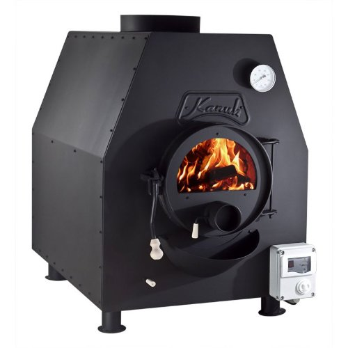 Warmluftofen Kanuk® Turbo 2 mit 30 KW