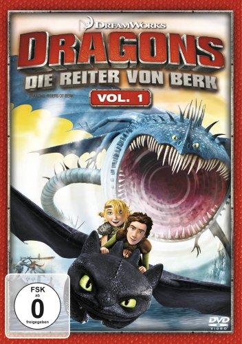 Dragons: Die Reiter von Berk, Vol. 1