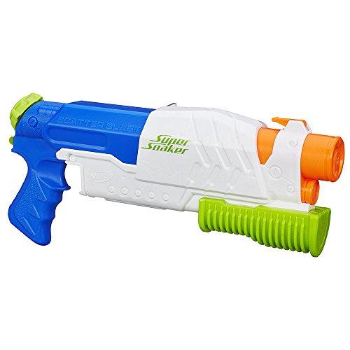 Nerf Super Soaker A5832EU4- Scatter Blast, Wasserpistole