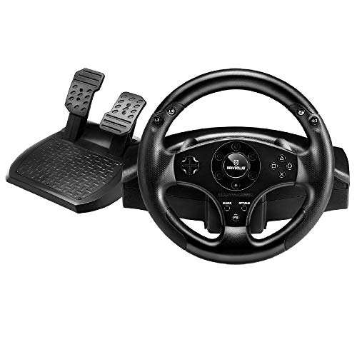 Thrustmaster T80 RS (Lenkrad inkl. 2-Pedalset, PS4 / PS3)