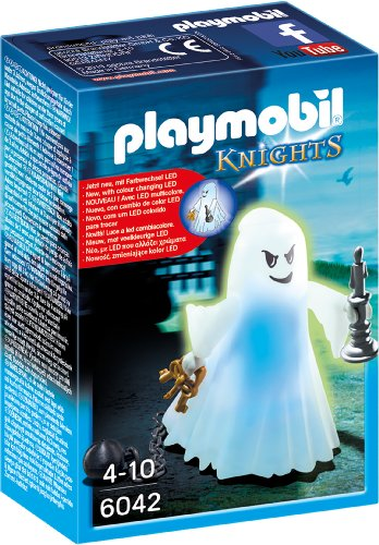 Playmobil 6042 - Gespenst mit Farbwechsel-LED