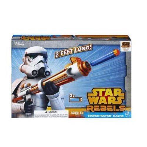 Star Wars Disney Rebellen Spielzeug-Sturmtruppen Deluxe Nerf Dart Blaster