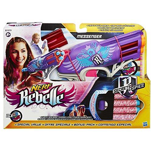 Nerf Rebelle NERVUS Rebell-b1579eu40-Spiel Sportschützen-Pistole