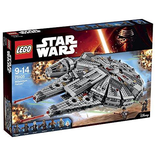 LEGO Star Wars 75105 - Millennium Falcon Spielzeug