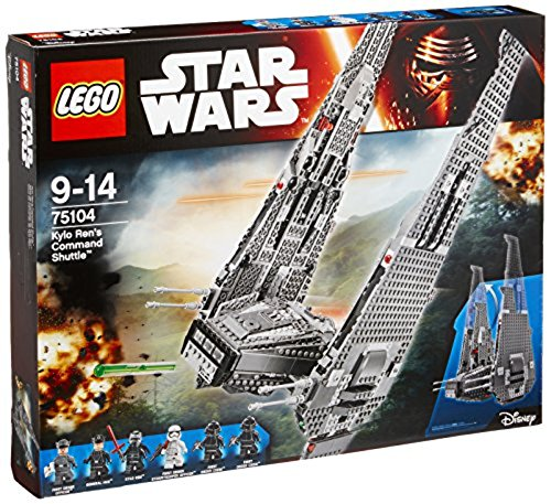 LEGO Star Wars 75104 - Kylo Ren\'s Command Shuttle