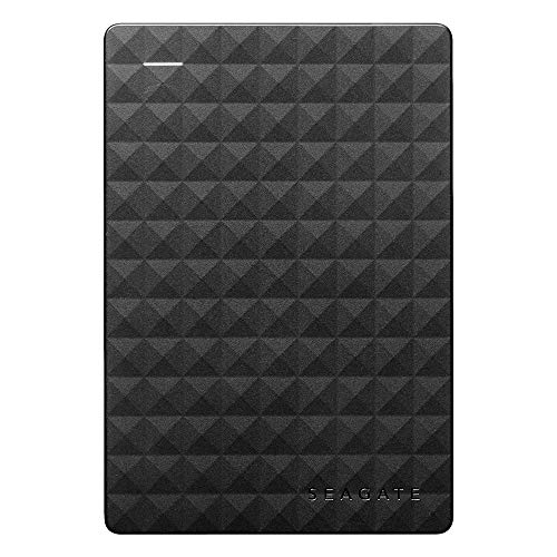 Seagate Expansion Portable 2 TB externe tragbare Festplatte für PC (6,35 cm (2,5 Zoll), Xbox und PS4)